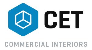 CET Commercial Interiors